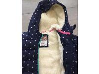 Girls coat mini boden aged 11-12