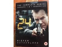 24 The Complete Series Seasons 1-8 Redemption