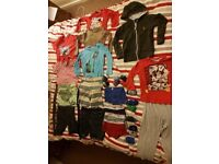 Bundle of 31 / Boys / 6 years / O'Neill, FCUK, NEXT, Esprit, UCOB, Ben Sherman