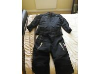 Mens Furygan Motorcycle Textile Jacket and Trousers