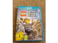 Lego city undercover for Wii u