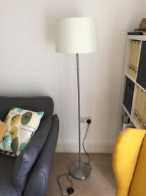 Lamp (floor) - less than a year old