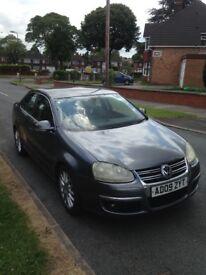 VW Jetta 2.0tdi *Birmingham Taxi Plate*