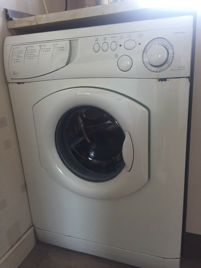 Ariston Washing Machine In Inverness Highland Gumtree