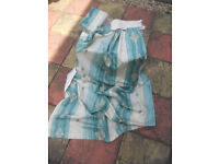 2 pairs of Curtains for sale with tie backs