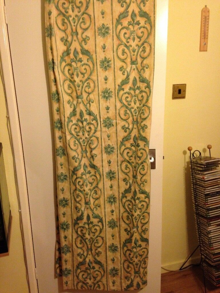 79inches/230cm wide x 79inches/230cm long curtains 2 pieces