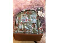 Mi Pack Brand New Floral Bag