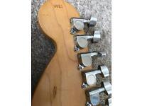 Fender Stratocaster neck big headstock