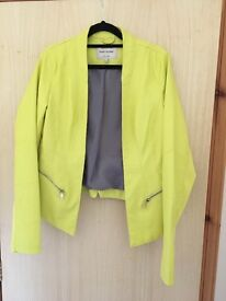 Yellow River Island Jacket (Never worn - no tags) Size 16