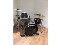 Second hand Yamaha drum kit