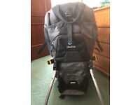 Deuter Kid Comfort 2 Carrier - Like New - Amazing Quality