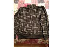 *UNWORN* Lonsdale Limited Edition 'Charcoal' coloured Zip Jacket Medium Size