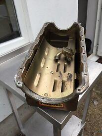 Milodan Big Block Chevy Engine - Race Sump