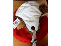 Original Timberland unisex winter Hat. NEW!