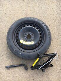 Ford Mondeo Pirelli spare wheel & jack - make a offer