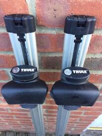 Thule Aerobars with Feet