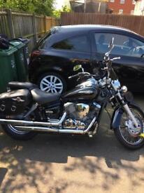 Yamaha dragster 125cc