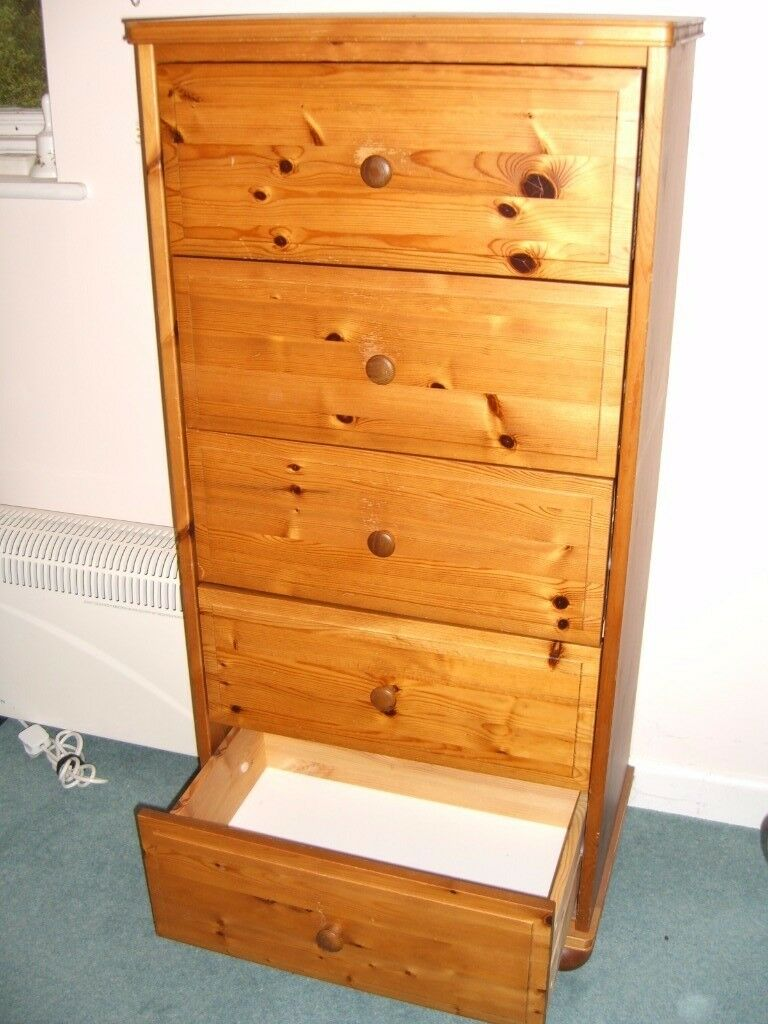 Chest of drawers: Tall Boy