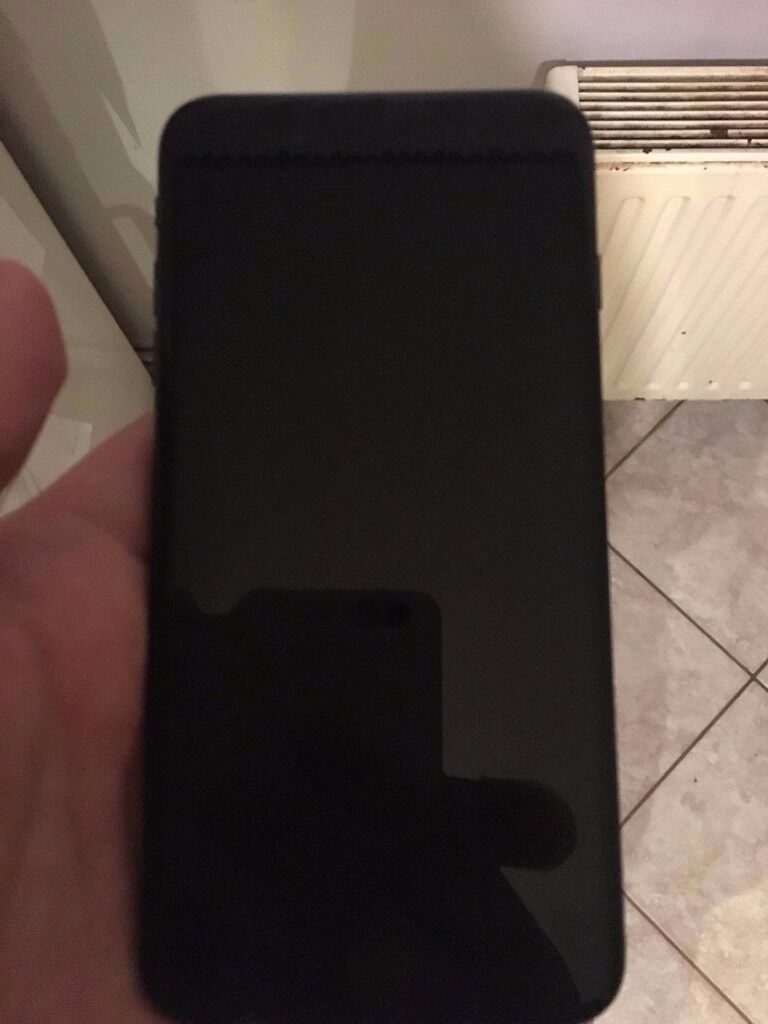 iphone 7 black. iphone 7 plus black matte 32gb, perfect condition! iphone