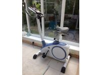 Kelly Holmes digital exercise bike