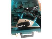 Makita planner 230v brand new