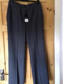 Tailored trousers size 12 BNWT