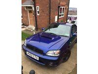 Subaru Legacy b4 twin turbo