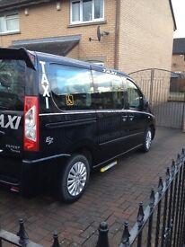 PeugeotE7 SE Taxi