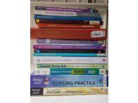 Nursing Books for sale