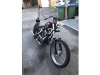 1981 Harley Davidson Hardtail Sportster Chopper/Bobber