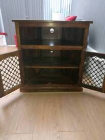 Tv unit solid Indian wood