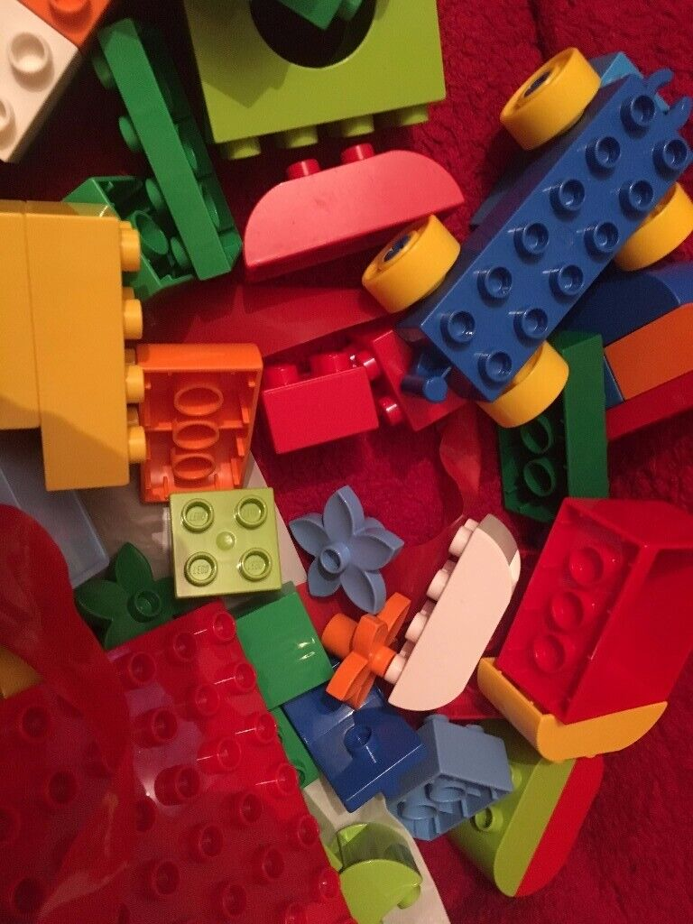 Lego Duplo 1kg Edinburgh Pick Up In Stenhouse Edinburgh