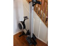 R100 APM Infiniti Premier Power Rower Rowing Machine - COLLECT ONLY - Leeds 16, West Park