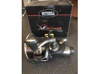 Mitchell Reel AvoRunner 3500. Brand new