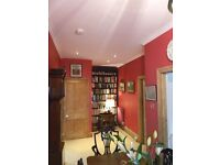 An exceptional room available in a beautiful property overlooking Roath park.