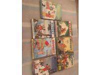 Rupert Annuals vintage