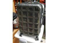 Hardcase carry on suitcase on wheels