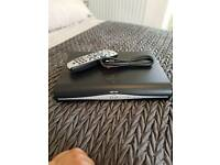 Sky hd box with remote and HD lead
