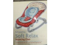 baby sitting/bouncing/relax chair
