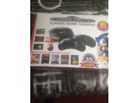 Mega drive classic game console brand new in box collection only £60 Ono includes 80 games