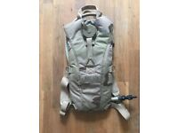 VGC Clasisic CamelBak military issue hydration bag with bladder