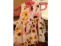 Bows and Arrows dress 6-9 Months