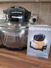 Daewoo Air Cooker