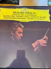Richard Strauss vinyl
