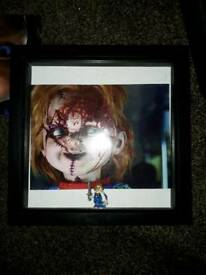 Lego character framed pictures REDUCED