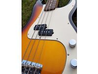 Fender Precision Bass Guitar Mexican 2005