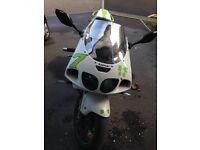 Excellent condition Kawasaki zx750rp2