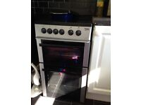 Beko free standing electric cooker