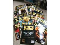 White Dwarf Back Issues job lot