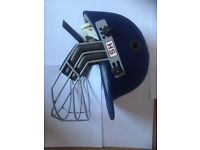 BRAND NEW CRICKET HS Helmet with front face grill and adjuster